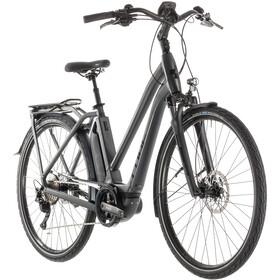 Cube Town Sport Hybrid Pro 400 Bicicletta elettrica da città Trapez nero